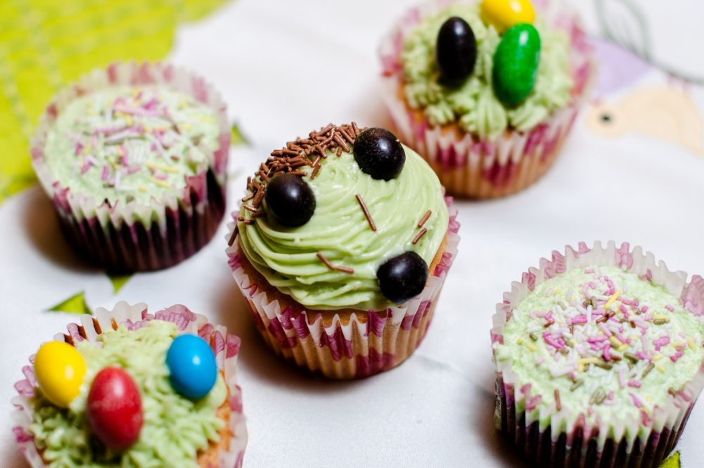 Muffinki nie muszą być nudne!