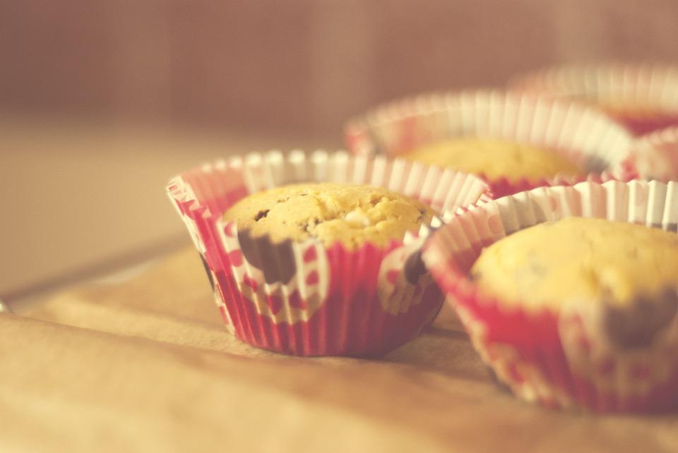 Silikonowe foremki do pieczenia wyjątkowych muffinek