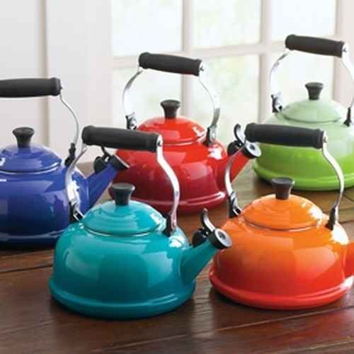Nowoczesne naczynia do kuchni gazowych