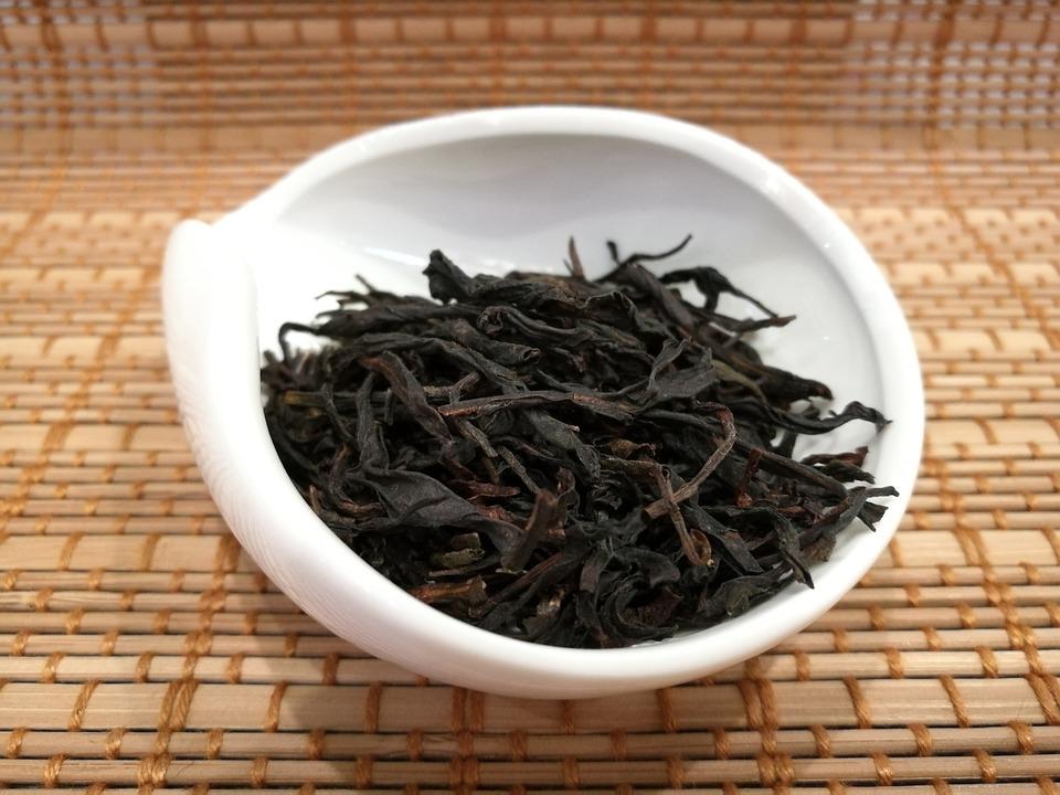 Jak parzyć niebieską herbatę?